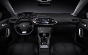 Innenraum Peugeot 308 SW