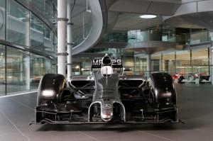 Das ist der neue McLaren MP4-29 für die F1 Saison 2014