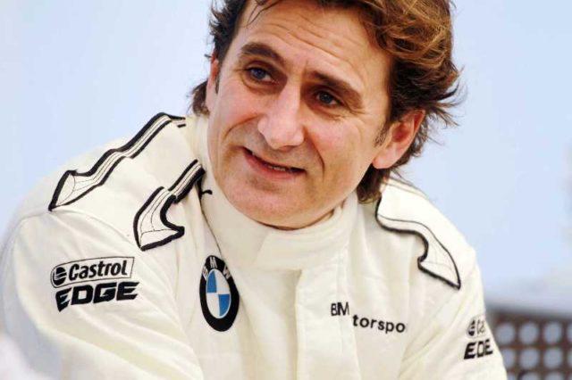 Alessandro Zanardi gibt Comeback im Motorsport bei BMW
