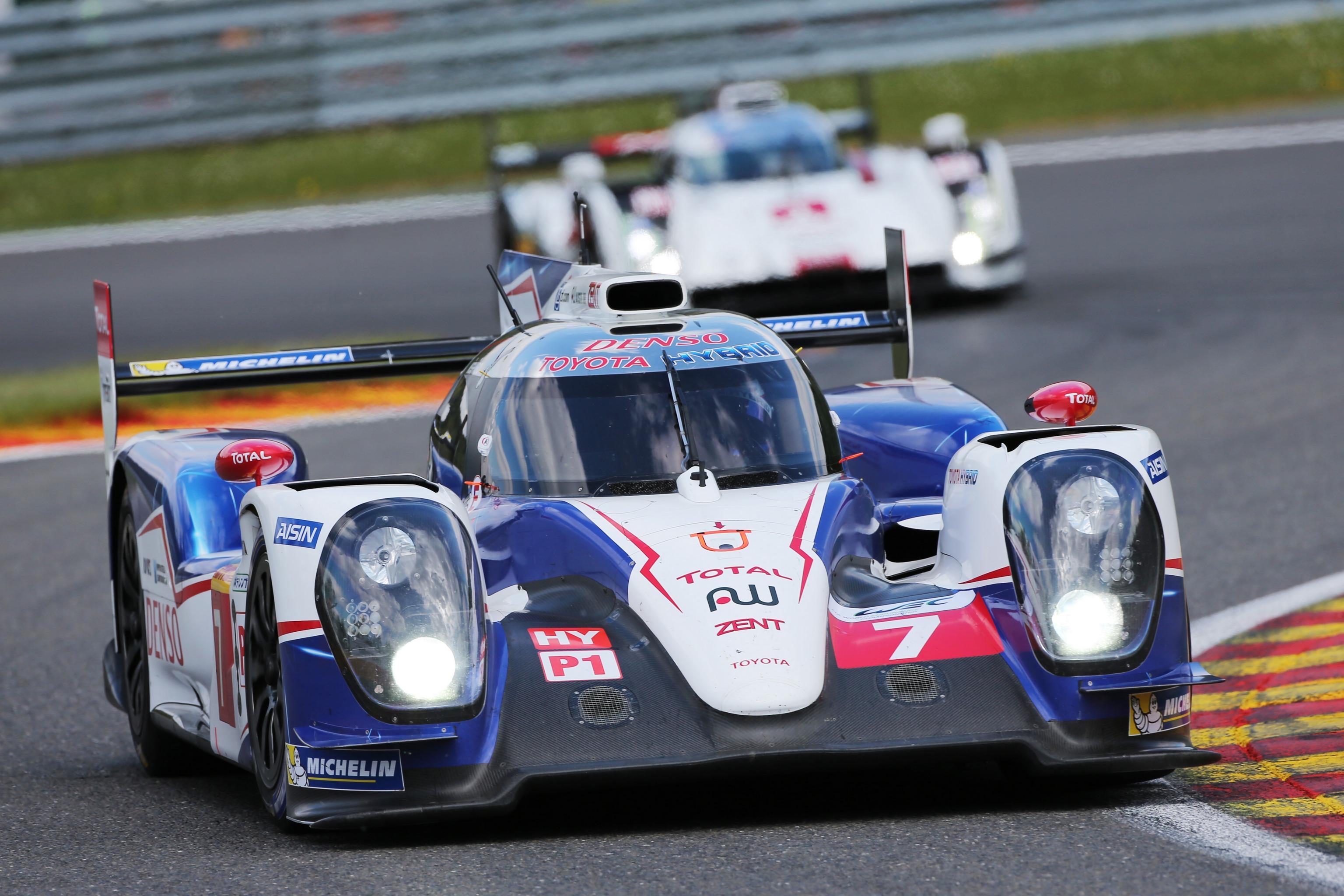 Toyota startet von Pole Position in Le Mans