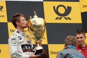 Marco Wittmann gewinnt 7. Lauf der DTM 2014