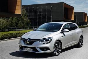 Der neue Renault Megane Modell 2016
