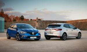 4.Generation Renault Megane Ab März 2016 im Handel