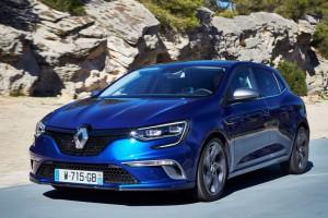 Sportlicher Auftritt des neuen Renault Megane Modell 2016