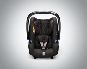 Babyschale rückwärtsgerichtete Sitzpositionbis 13 kg oder zwölf Monate