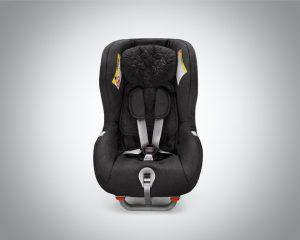 Kindersitz Reboarder rückwärtsgerichtete Sitzposition für Kinder von neun Monaten bis sechs   Jahren