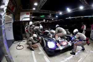 24h von Le Mans Porsche kämpft um die Spitze