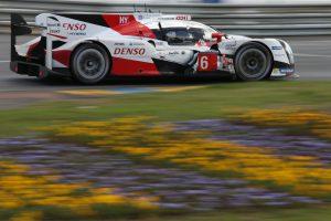24h Le Mans 2016 Toyota TS050 HYBRID