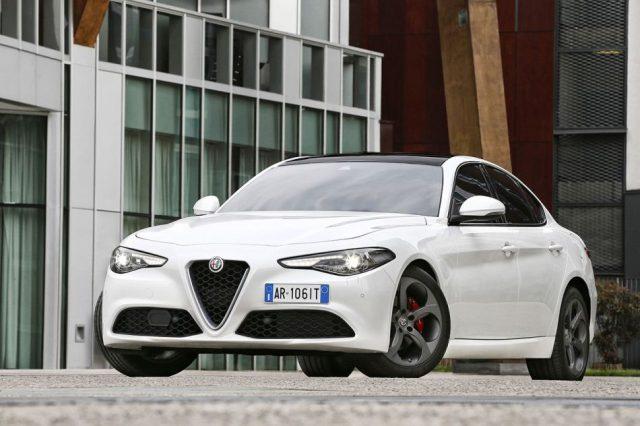 Neue Alfa-Romeo Giulia 2016
