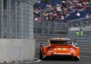 DTM Norisring Heimspiel für Audi