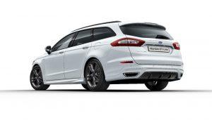 Ford-Mondeo ST-Line optisch aufgewertet