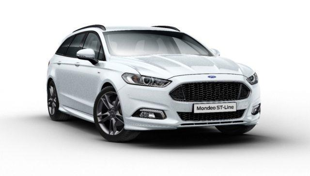 Ford Mondeo ST Line vorgestellt