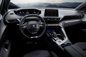 Peugeot 3008 GT Innenraum