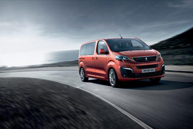 Peugeot Traveller die multifunktionale Großraumlimousine