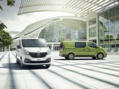 Renault Trafic bestes Nutzfahrzeug 2016 bis 2,8 Tonnen