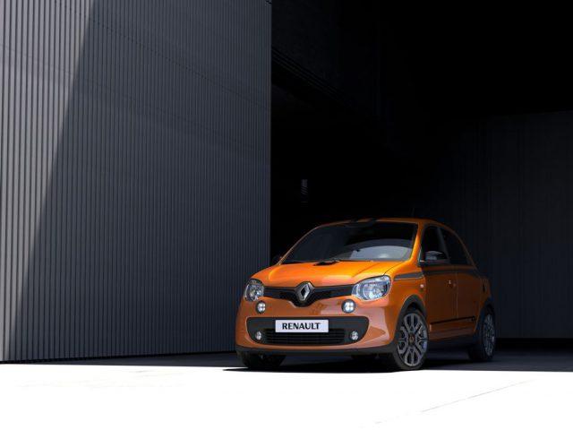 Neuer Renault Twingo GT der Öffentlichkeit vorgestellt