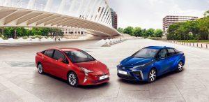 Toyota hat die niedrigsten Wartungskosten