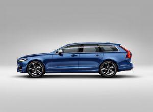 Volvo V90 R-Design sportliche Ausstattungslinie