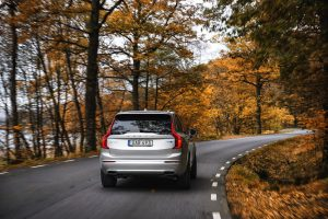 Kraftvoller Volvo XC90 T8 Twin Engine mit Polestar Performance Optimisation