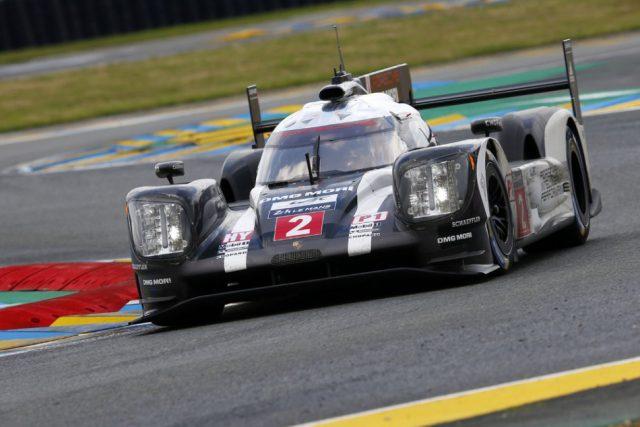24h von Le Mans Porsche holt 18. Gesamtsieg