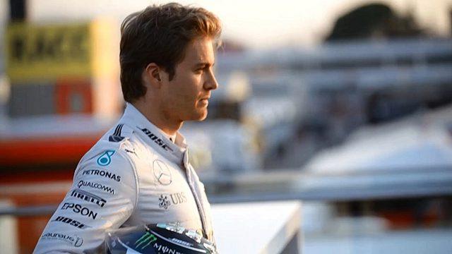 Nico Rosberg gewinnt in Monza