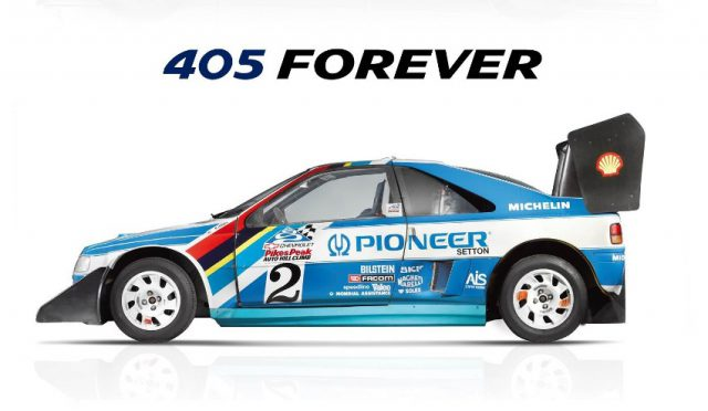 Peugeot 405 FOREVER