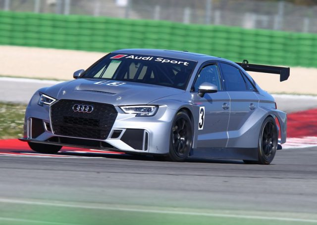Audi RS 3 LMS © Audi Communications Motorsport
