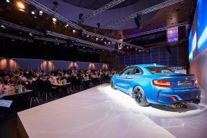 BMW Preisverleihung Service Excellence Award