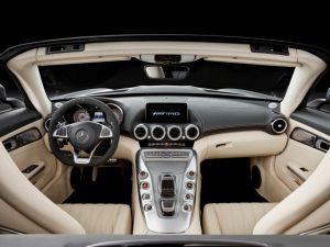 Fahrgastraum Mercedes-AMG GT Roadster