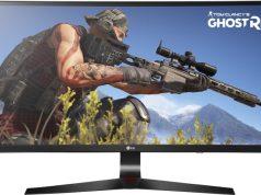 Ghost-Recon-Wildlandsim Bundle mit LG 34UC79G Gaming Monitor
