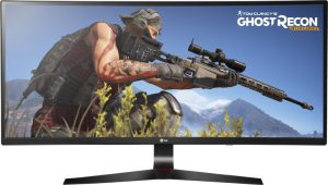 Ghost-Recon-Wildlandsim Bundle mit LG 34UC79G Gaming Monitor
