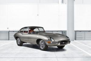 Jaguar E-Type Reborn Foto: © Jaguar