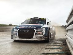 Mattias Ekström Audi S1 EKS RX quattro