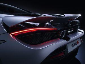 McLaren 720S neues Heck im Detail
