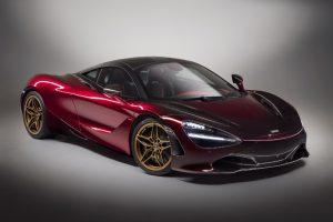 McLaren720S mit statischen und adaptiven Frontscheinwerfern
