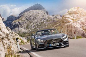 Mercedes-AMG GT C Roadster 2016