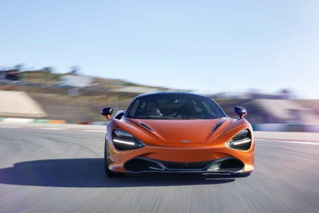 Neuer McLaren 720S