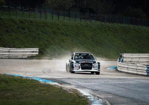 Audi S1 EKS FIA World Rallycross Championship