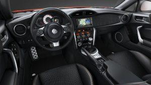 Toyota GT86 Tiger Innenraum deutlich aufgewertet