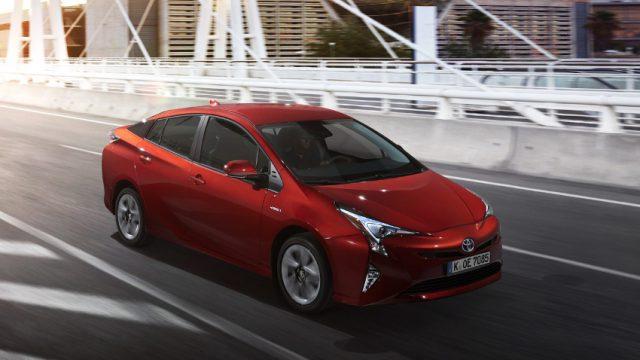 Toyota Prius © Toyota