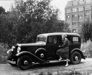 Volvo PV653 aus dem Jahr1933