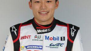 WEC Rookie Yuji Kunimoto