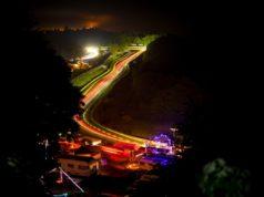 24h Nürburgring bei Nacht