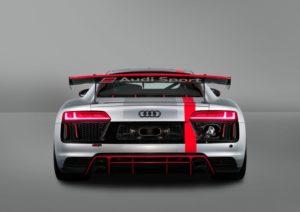Audi R8 LMS GT4 2017 Heckansicht