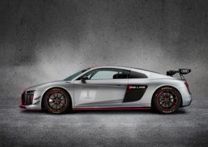 Audi R8 LMS GT4 2017 Seitenansicht