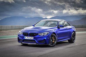 Der neue BMW M4 CS 2017