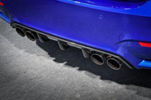 BMW M4 CS Duplexauspuff