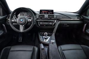 BMW M4 CS sportlicher Innenraum