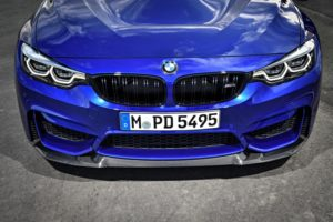 BMW M4 CS mit modernsten LED-Doppelscheinwerfern