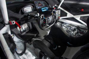BMW M6 GT3 Innenraum